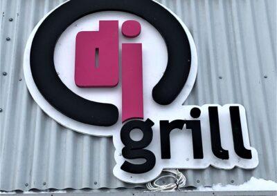 Ljósaskil ti fyrir dj grill Akureyri