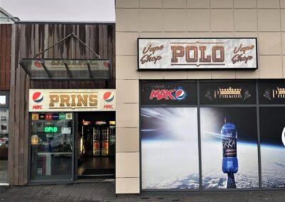 Ljósaskilti fyrir Polo Árbæ_Signa
